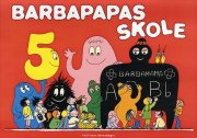barbapapas skole - bog