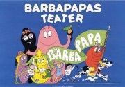 barbapapas teater - bog