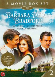 act of will // a secret affair // voice of the heart - DVD