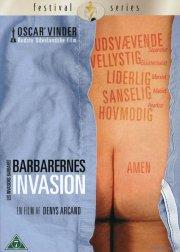 barbarernes invasion / les invasions barbares - DVD