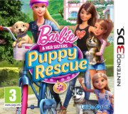barbie and her sisters: puppy rescue - nintendo 3ds