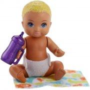 barbie - babysitters blonde hair (fhy80) - Dukker