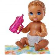 barbie - babysitters light brown hair (fhy78) - Dukker