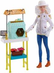 barbie dukke - biavler legesæt - Dukker