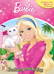 barbie busy book - bog