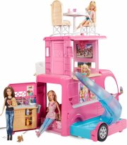 barbie - camper  - Dukker