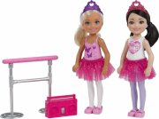 barbie chelsea dukke 2 stk. - dans - Dukker