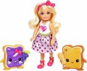 barbie chelsea dukke - småkage-venner - Dukker