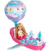 barbie chelsea dukke - chelsea i drømmebåd - Dukker