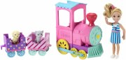 barbie dukke - chelsea & dyre toget - Dukker