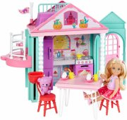 barbie dukkehus - club chelsea - Dukker