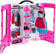 barbie klædeskab - Dukker
