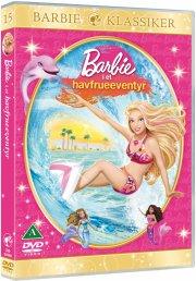 barbie i et havfrueeventyr / barbie in a mermaid tale - DVD