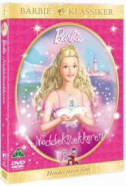 barbie in the nutcracker / barbie i nøddeknækkeren - DVD
