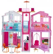 barbie malibu hus - Dukker