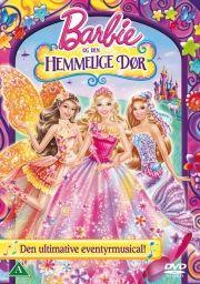 barbie og den hemmelige dør - DVD