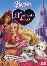 barbie og diamantslottet - DVD