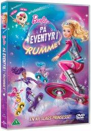 barbie på eventyr i rummet - DVD