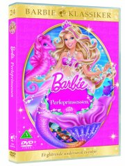 barbie: perleprinsessen / barbie: the pearl princess - DVD
