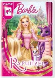 barbie som rapunzel - DVD