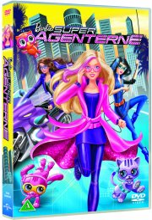 barbie: super agenterne - DVD