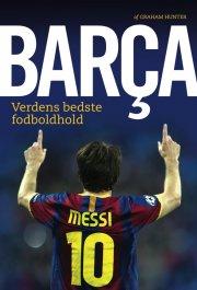 barca - verdens bedste fodboldhold - bog