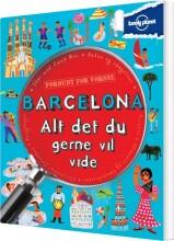 barcelona - alt det du gerne vil vide - bog