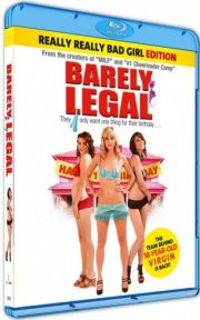 barely legal - Blu-Ray