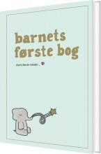 barnets første bog - grøn - bog