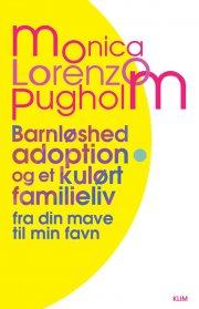barnløshed, adoption og et kulørt familieliv - bog