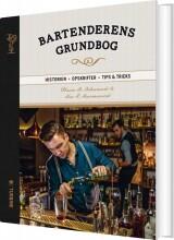 bartenderens grundbog - bog