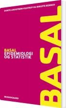 basal epidemiologi og statistik - bog