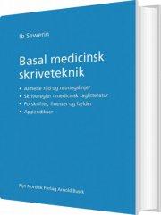 basal medicinsk skriveteknik - bog