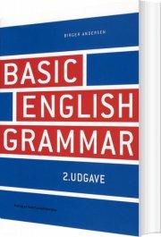 basic english grammar - bog