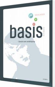 basis - ordklasser - bog