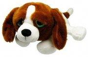 bamse hund - basset - 23 cm - wild planet - Bamser