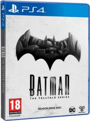batman: a telltale game series - PS4