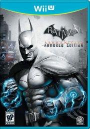 batman: arkham city - armored edition - wii u