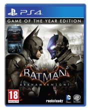batman: arkham knight (game of the year edition) - PS4