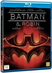 batman and robin / batman og robin - Blu-Ray