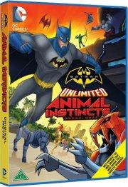 batman unlimited: animal instincts - DVD