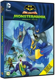 batman unlimited: monstermania - DVD