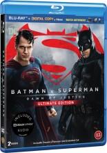 batman vs superman: dawn of justice - ultimate edition - Blu-Ray