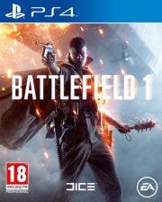 battlefield 1 (nordic) - PS4