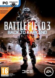 battlefield 3 back to karkand (dlc code) - PC