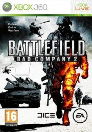 battlefield: bad company 2 (two) - xbox 360