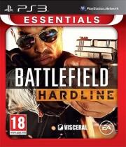 battlefield: hardline (essentials) - PS3