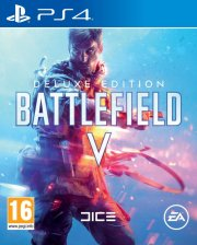 battlefield v (nordic) deluxe edition - PS4