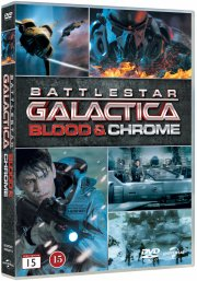 battlestar galactica: blood and chrome - DVD