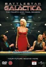 battlestar galactica - sæson 4 - DVD